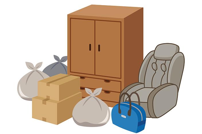 大量回収一部屋丸ごとすべて回収致します